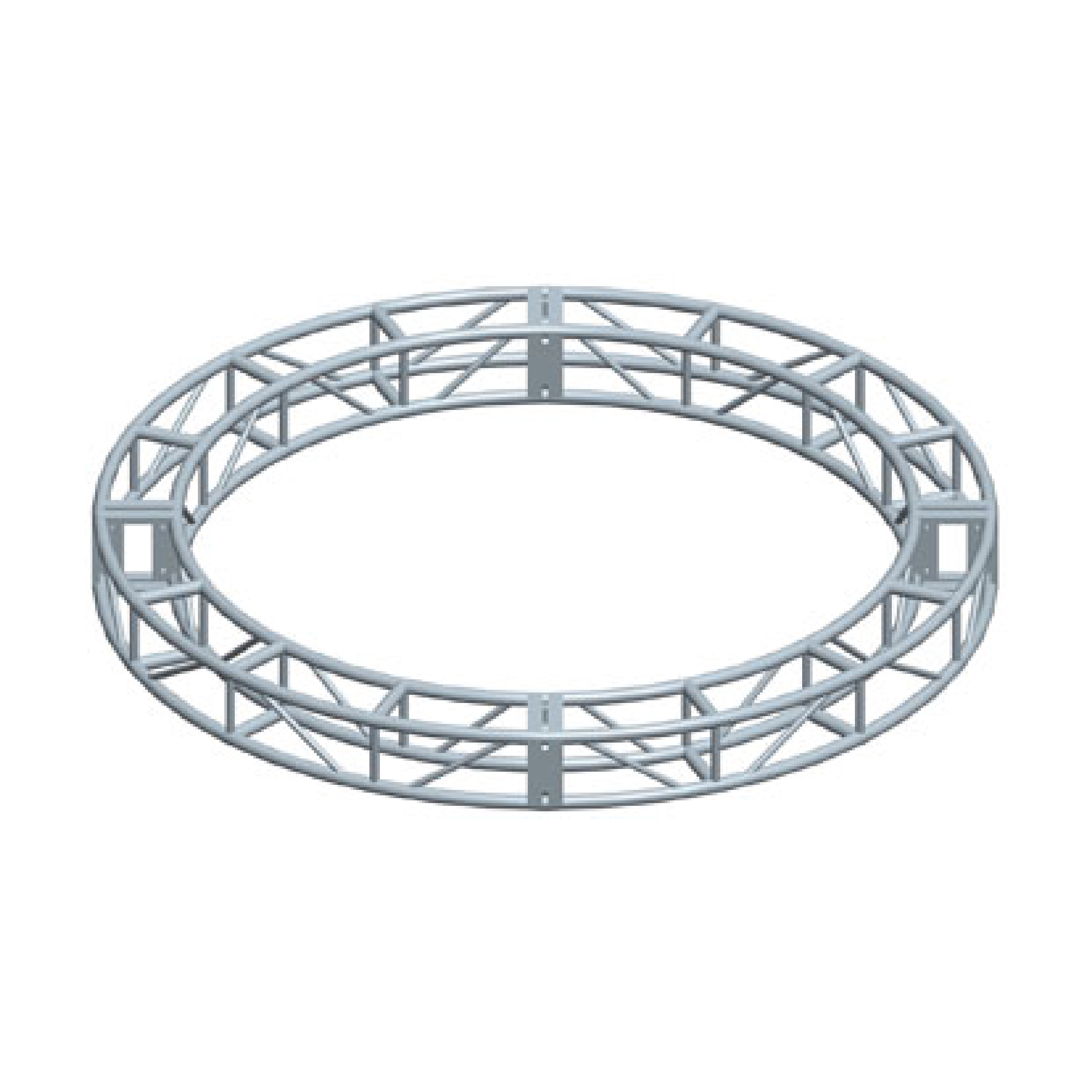 12 x 12] 16'OD Silver Box Truss – Global Trend Productions